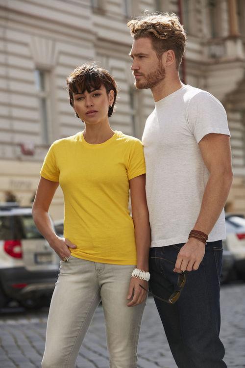 T-shirt Bas Dam (inkl Tryck)