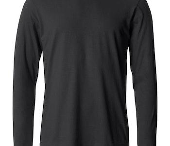 Långärmad T-shirt Herr (inkl tryck)