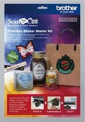 Scan N Cut Startkit för Etiketter (FÖRBESTÄLLNING)