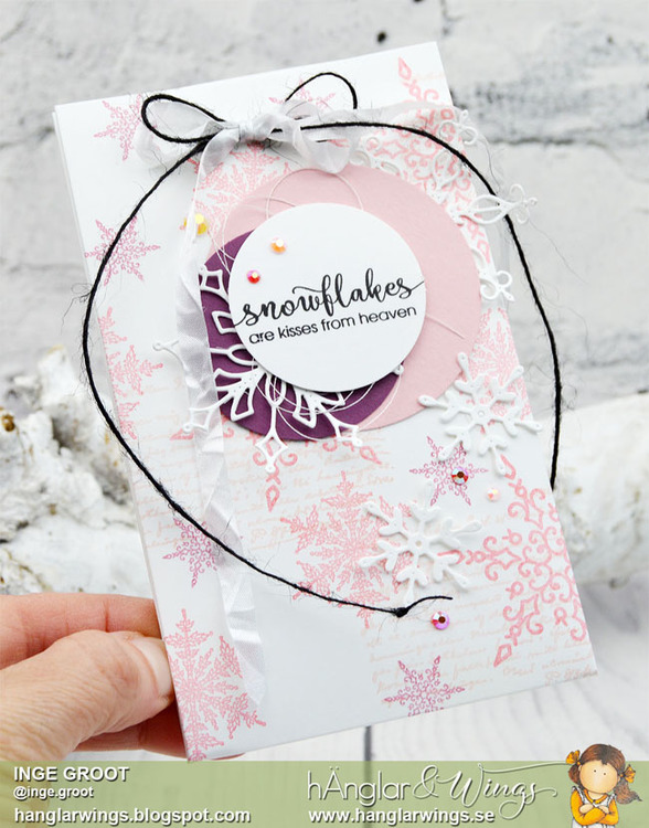 Clear Stamps - Snöflingor