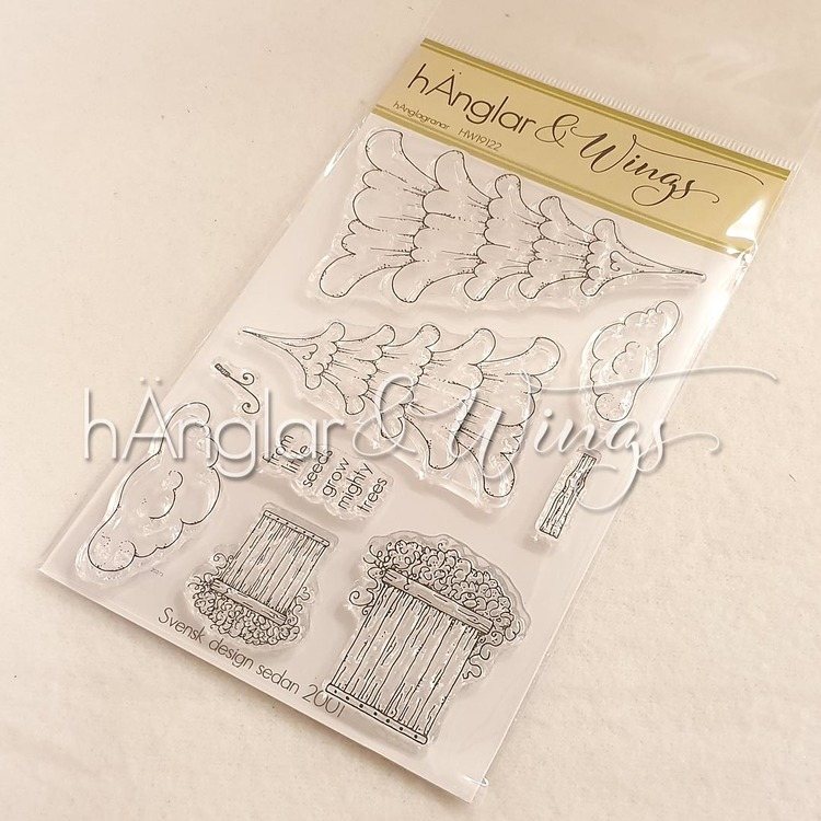Clear Stamps - hÄnglagranar