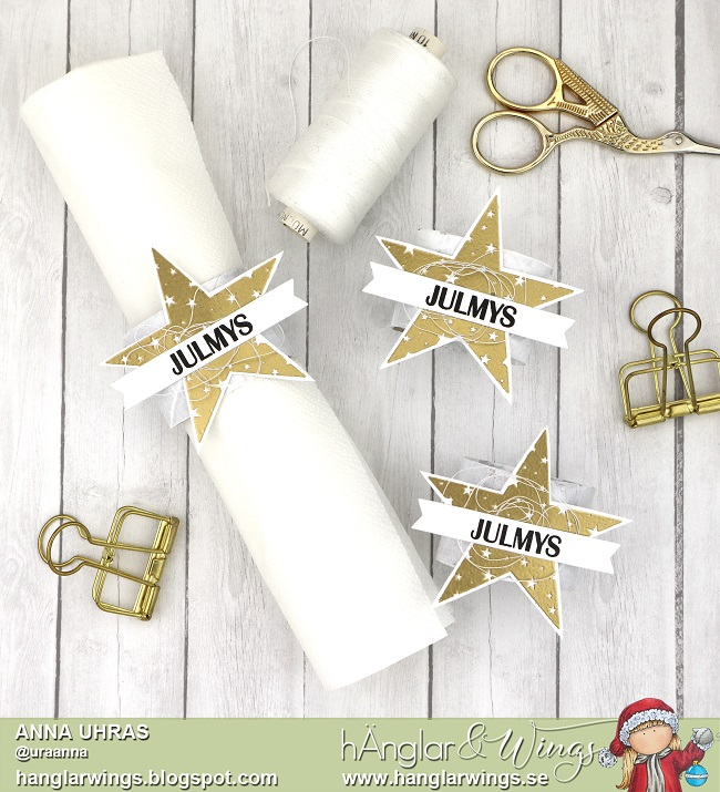 Clear Stamps - Mer Jul