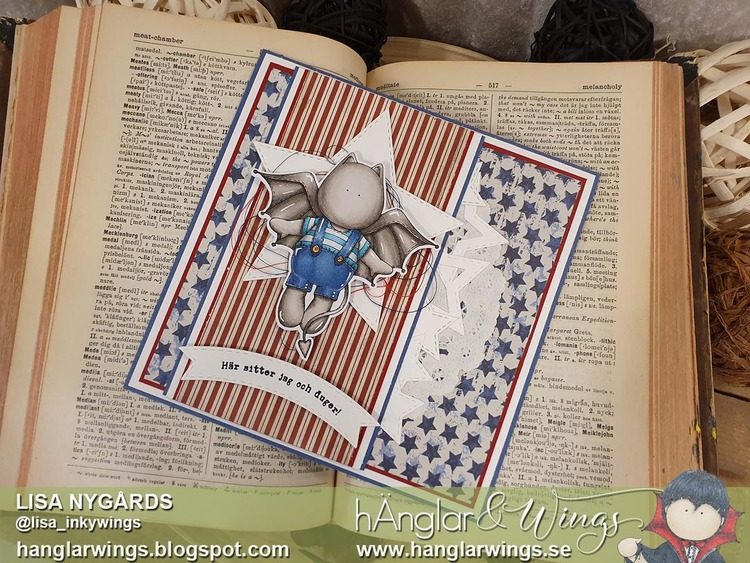Clear Stamps - Smådjävlar / Little Devils