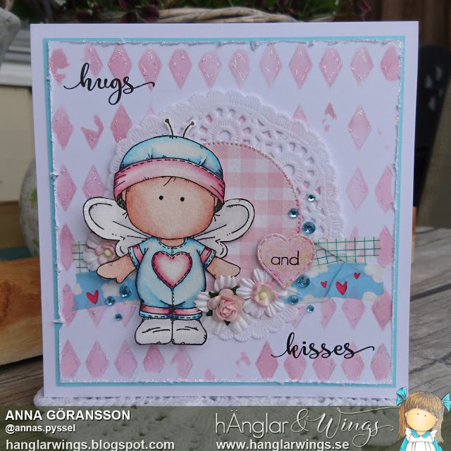 Clear Stamps - Lovebugg A7