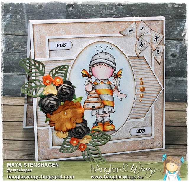 Clear Stamps - Sommarbin