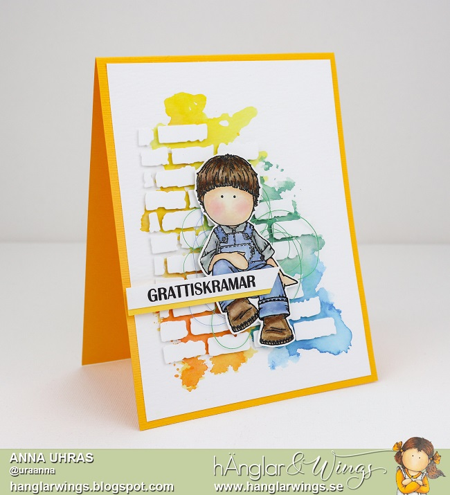 Clear Stamps - Babylycka