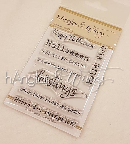 Clear Stamps - Halloween A7