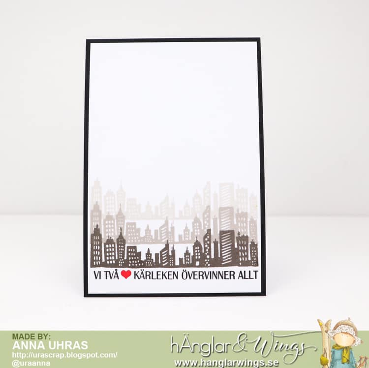 Clear Stamps - Rak Text