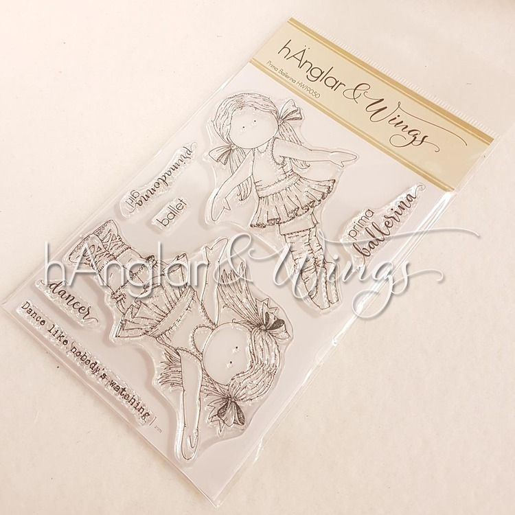Clear Stamps - Prima Ballerina