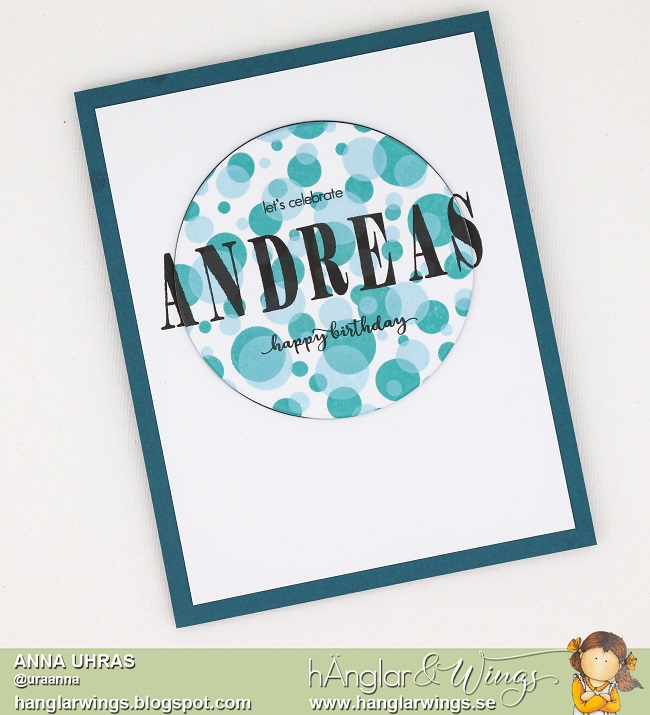 Clear Stamps - Alfabet