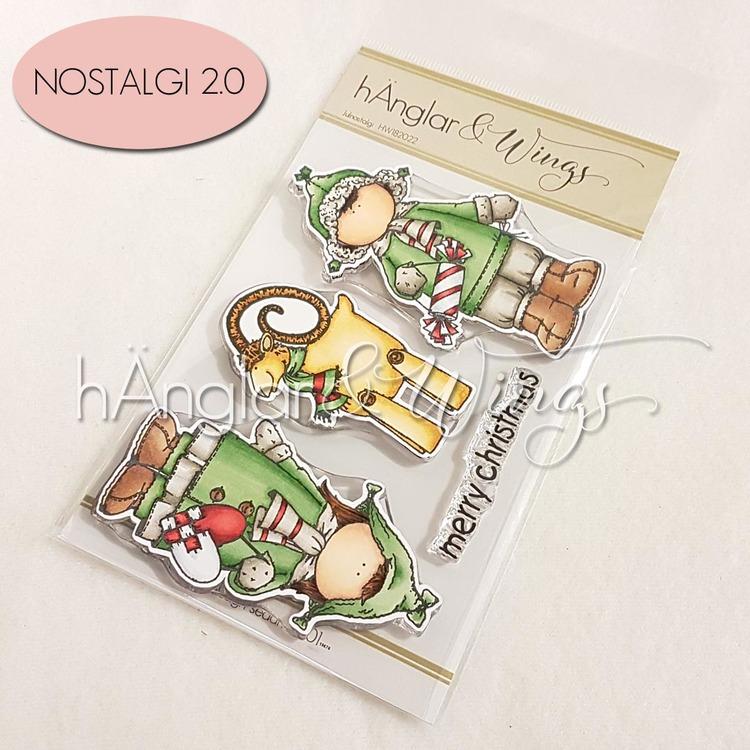 Clear Stamps - Julnostalgi