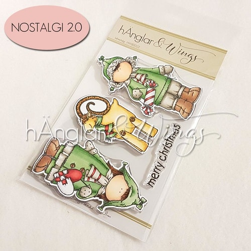 Clear Stamps - Julnostalgi
