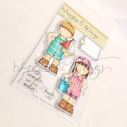 Clear Stamps - Strandliv / Beach Life