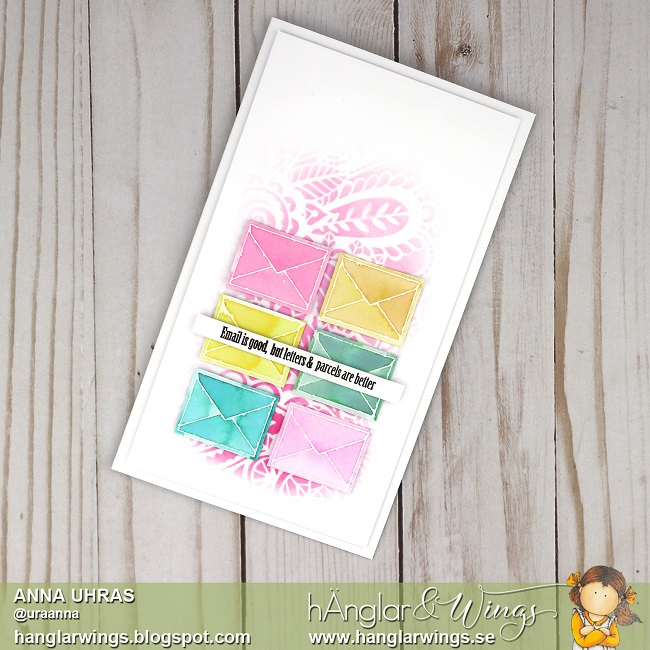 Clear Stamps - Trädgårdssnäckor