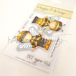 Clear Stamps - Bisingar