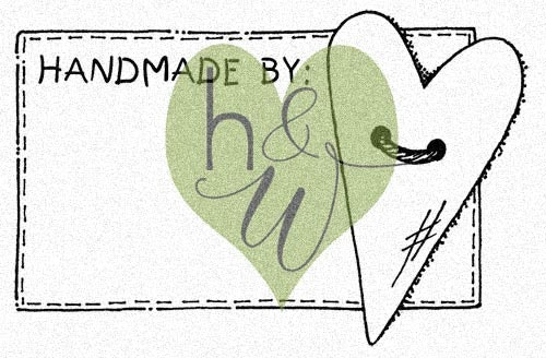 DIGI - Handmade etikett / Handmade tag