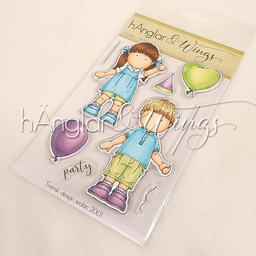 Clear Stamps - Kalasdax