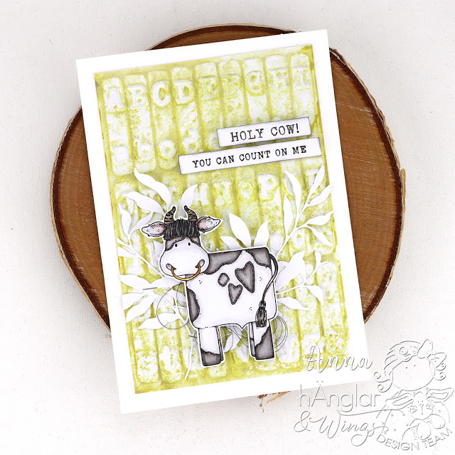 Clear Stamps - Konny A7