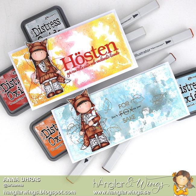 Clear Stamps - Micke och Molly