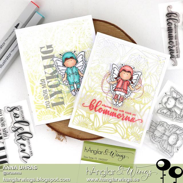 Clear Stamps - Minisvärmeri  A7