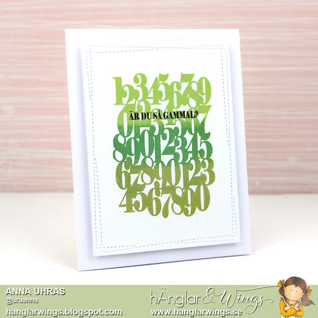 Clear Stamps - Siffersoppa