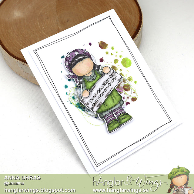 Clear Stamps - Tid  A7