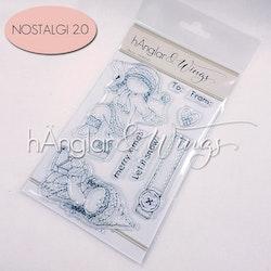 Clear Stamps - Ullsockor (kommer utgå!)