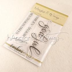 Clear Stamps - Liten Jul A7