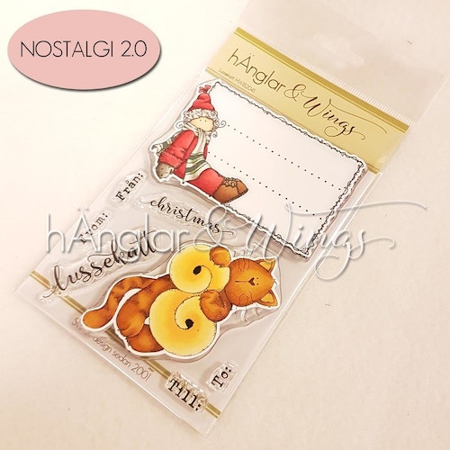 Clear Stamps - Lussekatt