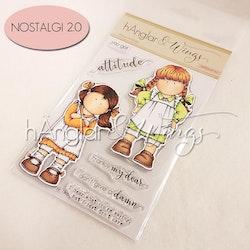 Clear Stamps - Attityd / Attitude