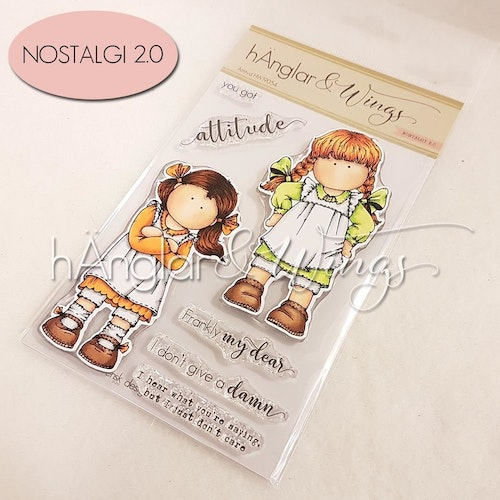 Clear Stamps - Attityd / Attitude