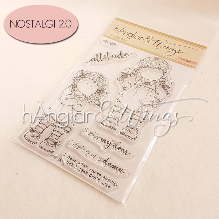 Clear Stamps - Attityd