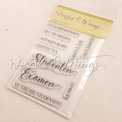 Clear Stamps - Examen A7