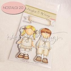 Clear Stamps - Matroser / Sailors