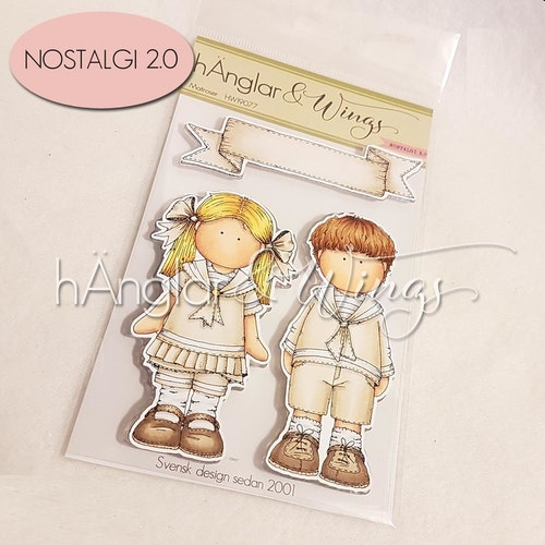 Clear Stamps - Matroser / Sailors