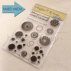 Clear Stamps - Prickar