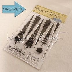 Clear Stamps - Granar