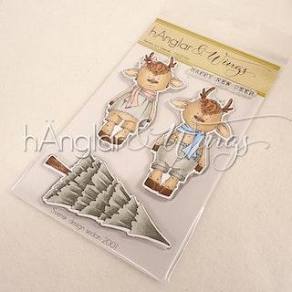 Clear Stamps - Renate & Deerek