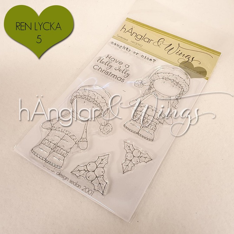 Clear Stamps - Tomtenissar