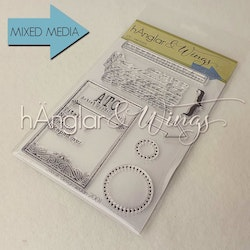 Clear Stamps - ATC
