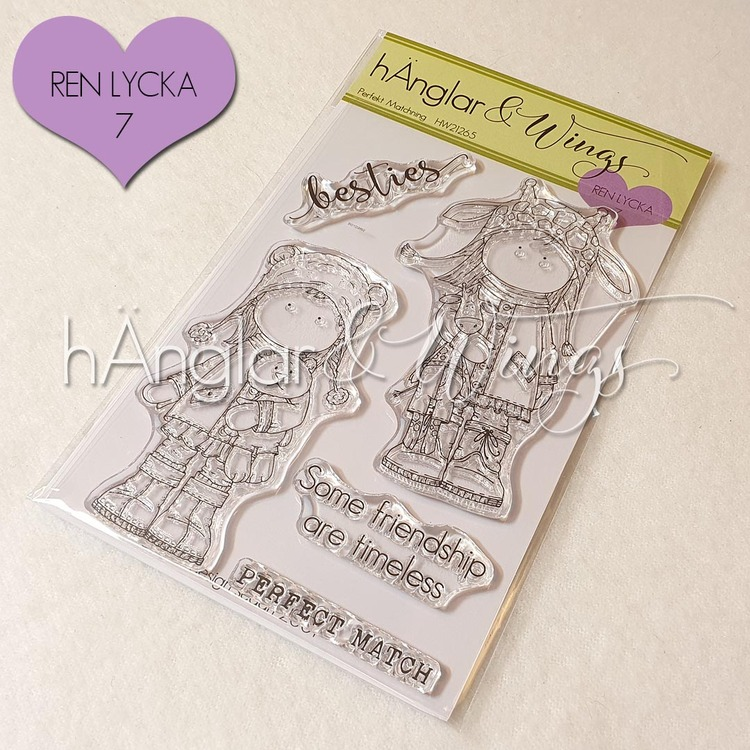 Clear Stamps - Perfekt Matchning