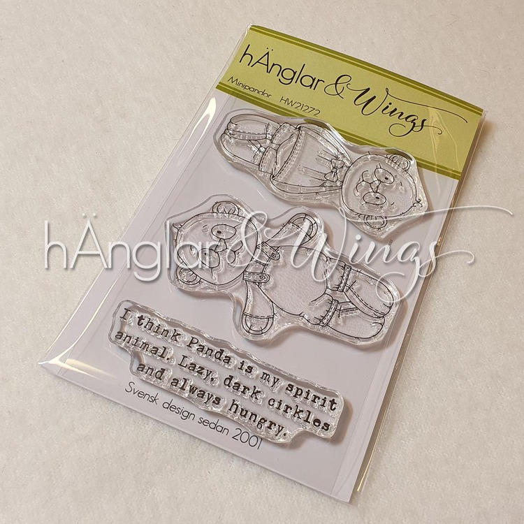 Clear Stamps - Minipandor A7