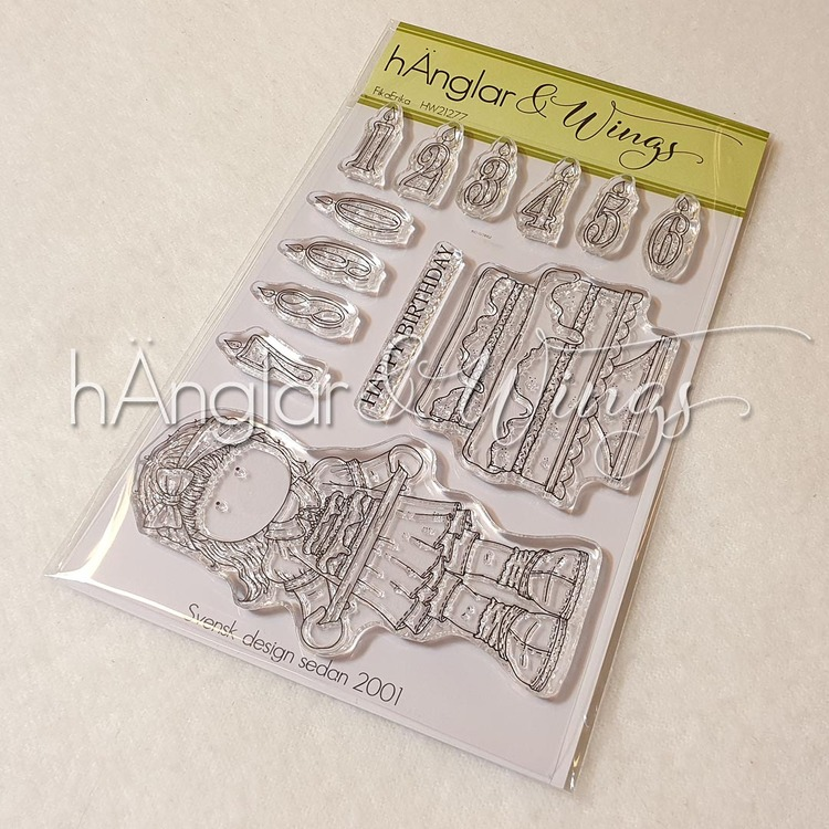 Clear Stamps - FikaErika