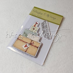 Clear Stamps - Paketstack / Stack of Packages A7