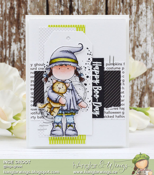 Clear Stamps - Witch one?