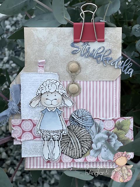 Clear Stamps - Dolly och Lambert