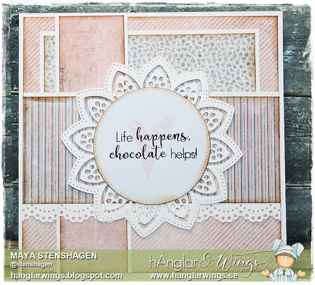 Clear Stamps - Coffee and Chocolate
