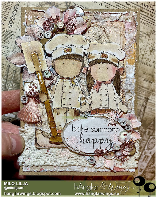 Clear Stamps - Bagare / Baker
