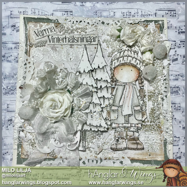 Clear Stamps - Renate & Deerek