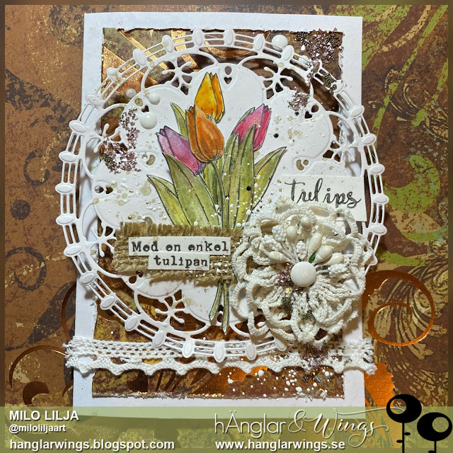 Clear Stamps - Tulpan / Tulips A7